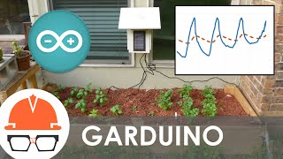 Arduino Garden Controller - Automatic Watering and Data Logging