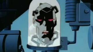 Mr.Freeze debut batman beyond
