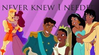 Never Knew I Needed (Ne-Yo) Disney Couples