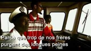 la Fouine unité paroles