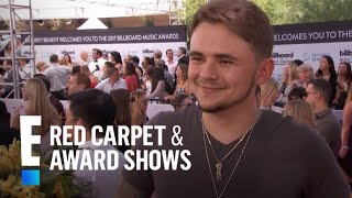 Prince Michael Jackson Dishes on His Tattoos   E! Live from the Red Carpet
