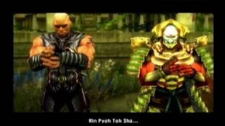tekken 5 yoshimitsu interludes