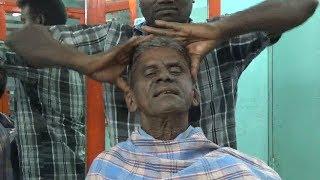 Best feeling head and ear massage/CS ASMR,,,,