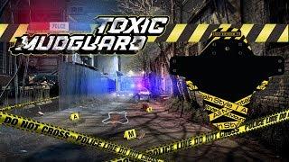AMS Mudguard | Toxic