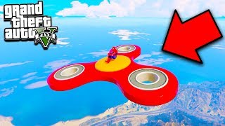 GTA 5 FIDGET SPINNER MOD & CRAZY VEHICLE MODS | GTA 5 Mod