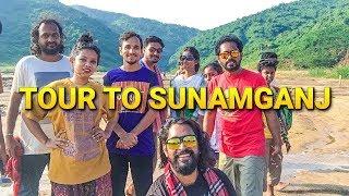 Tour to Sunamganj, Bangladesh