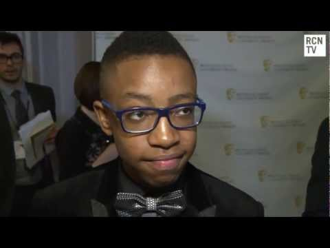 4 0'Clock Club Kahlil Madovi Interview BAFTA Children's Awards 2012