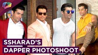 Ssharad Malhotra's Dashing And Dapper Photoshoot With Vishal Seth
