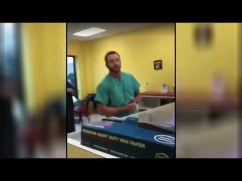 Xxx Mp4 Hospital Employee Calling Doughnut Shop Worker The N Word 3gp Sex