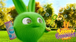 Cartoons for Children   Sunny Bunnies MAGIC BUBBLES   Funny Cartoons For Children