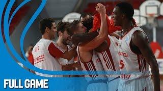 SL Benfica (POR) v Alba Fehérvár (HUN) - Full Game - FIBA Europe Cup 2016/17