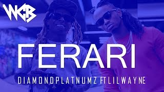 Diamond Platnumz Ft Lil Wayne - Ferari ( New Song )