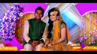 Bangladesh Test Cricket Captain Mushfiqur Rahim and His new Wife||