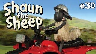 Shaun the Sheep - Memburu Timmy [The Big Chase] HD