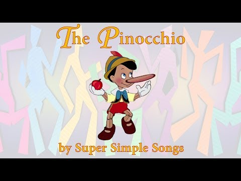 Xxx Mp4 Learn English With PicLily The Pinocchio By Super Simple Songs Body Action Song 3 3gp Sex