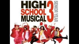 High School Musical 3 / Senior Year Spring Musical Medley FULL HQ w/LYRICS