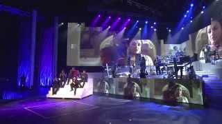 Guru - Tere Bina | A. R. Rahman | Live-in Concert Bangladesh 2014