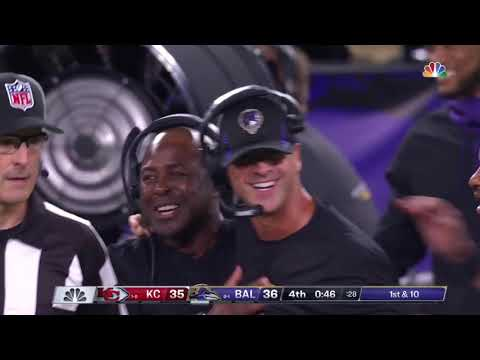 Chiefs vs. Ravens INSANE FINAL MINUTES Game of the Year NFL Week 2