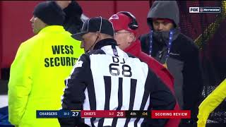 Chargers Score Touchdown & Gutsy Game-Winning 2-Pt Conversion vs. Chiefs | NFL Highlights