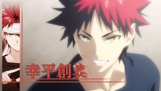TVアニメ『食戟のソーマ 弐ノ皿』 PV第1弾