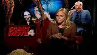 Ana Faris interview for Scary Movie 4