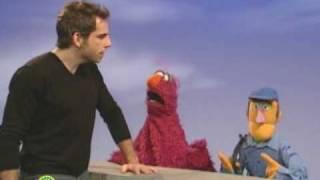 Sesame Street: Ben Stiller Sings About Friends & Neighbors