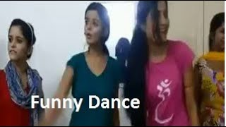Indian College Girls Hostel Dancing