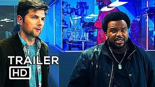 GHOSTED Official Trailer (2017) Adam Scott Comedy Sci-Fi Series HD