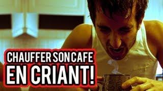 HOMEMAD - Il crie après son café