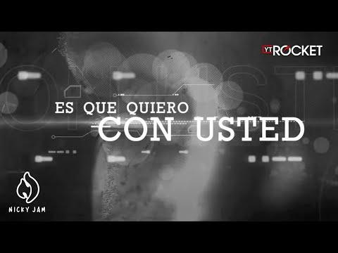 23. Hasta El Amanecer Remix - Nicky Jam Ft. Daddy Yankee   Video lyric