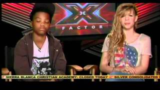 X Factor Double Elimination: Astro and Drew