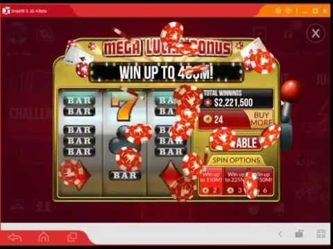 Zynga poker Mega Lucky Bonus 10 2016