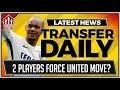 FABINHO Forces MAN UTD Transfer? MUFC Transfer News