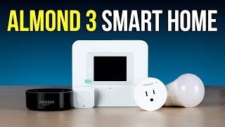 The All-In-One Smart Home Device | Almond 3