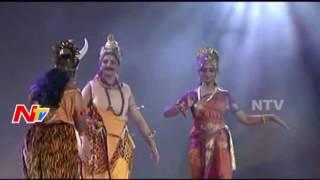 Shiva Parvathi Dance Performance @ ATA 25th Anniversary at Chicago || NTV