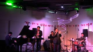 JAZZER Maria Lourdes performed at good'ncool 名古屋