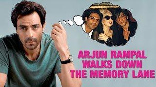 FLASHBACK | When Arjun Rampal met Shah Rukh Khan in Lady Gaga's company