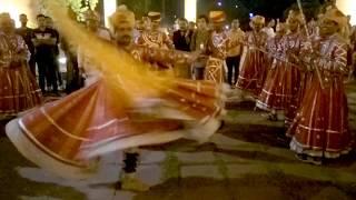Dhol - Thali Folk Music and Dance of Rajasthan  ढोल - थाली की जुगलबंदी बस नाचने का मन करे |