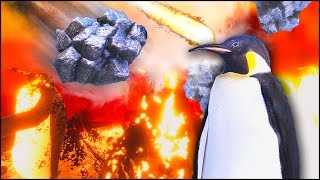 PENGUIN AVALANCHE NUCLEAR DISASTER! | Ultimate Epic Battle Simulator