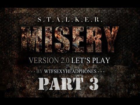 Let's Play STALKER: Call of Pripyat Misery 2.0 Part 3