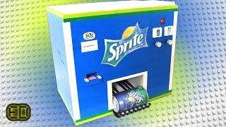 Lego Sprite Machine