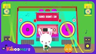 Farmer Brown's Cow | Nursery Rhyme for Kids | The Kiboomers
