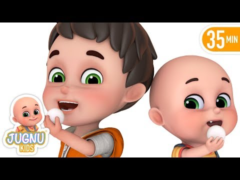 Xxx Mp4 Chunnu Munnu चुन्नू मुन्नू Hindi Nursery Rhymes For Kids Hindi Kavita By Jugnu Kids 3gp Sex