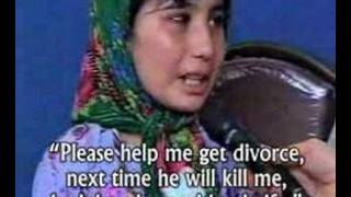 This 12-y-old girl has been given in a forced marriage and s