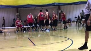 Entourage vs Rainbow Warriors Part 1 3/1/16