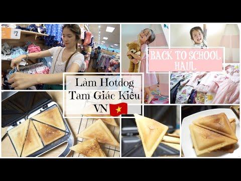 Xxx Mp4 Cuối Tuần Làm Hotdog Kiểu VN ♥ Shopping Miễn Thuế Mua Thêm Đồ Đi Học Cho Donut Mattalehang 3gp Sex