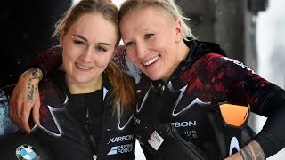 Kaillie Humphries races at World Cup bobsleigh race in Altenburg | CBC Sports