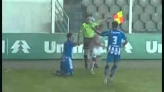 Neymar futbolçu ilə məzələndi!