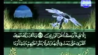 القرآن الكريم - الجزء العشرون - تلاوة سعد الغامدي - 20