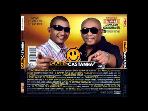 Caju & Castanha Caju VS Castanha